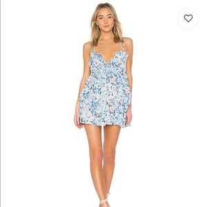 NWT lovers and friends Rae dress